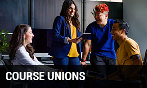Course Unions